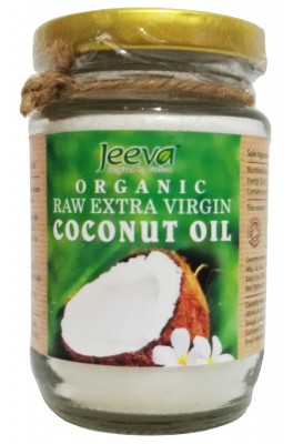 Ulei de Cocos 200ml Raw Organic Extra Virgin