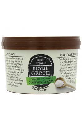 Ulei pur cocos Royal Green